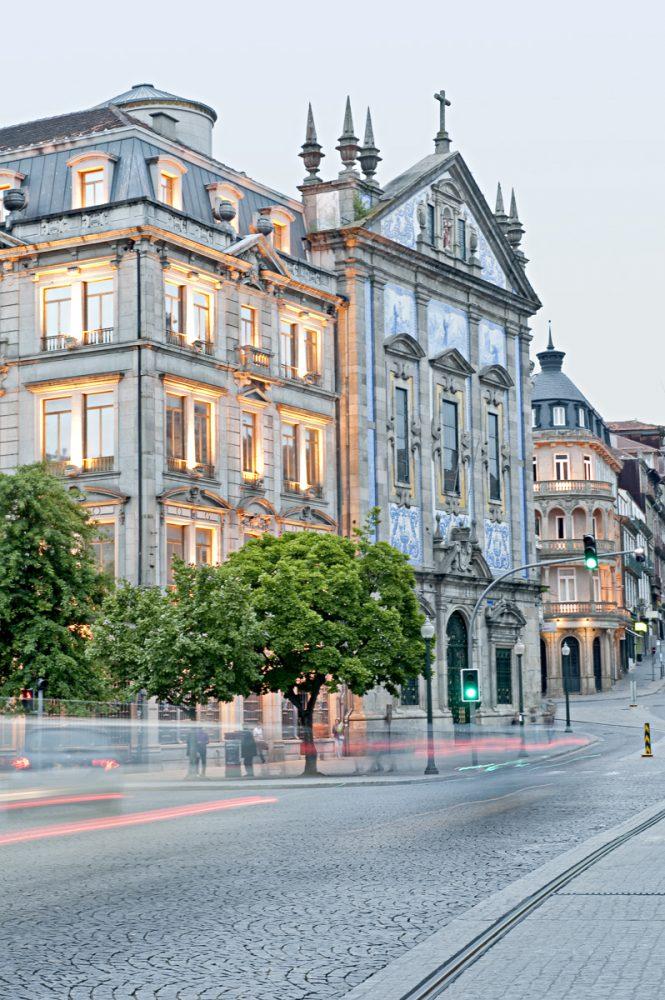 Portugal, Porto, die Kirche Igreja dos Congregados
