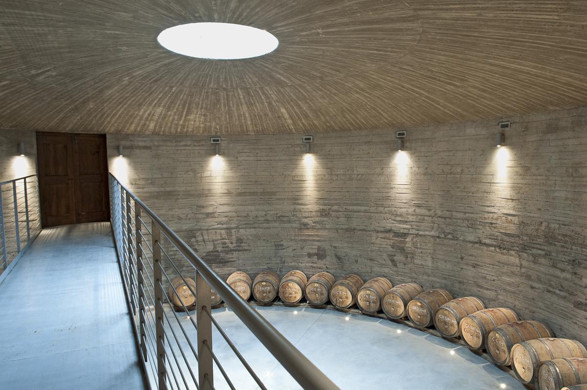 Weingut Castellare in Castellina, in Chianti, Italien.