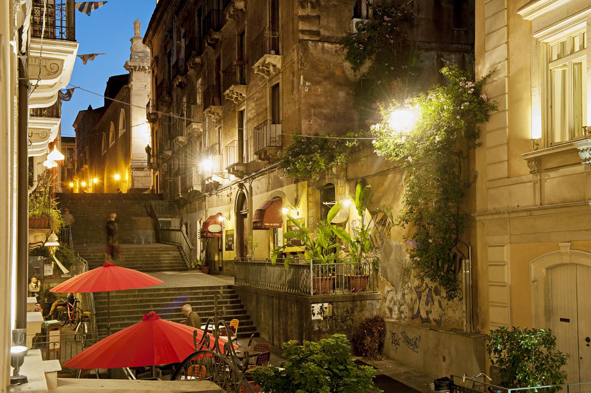 Di Gennaro, Lieferantenreise Kalabrien und Sizilien