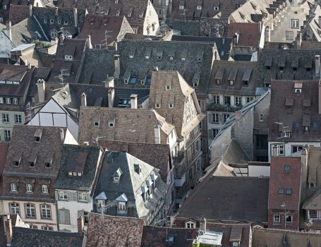 Merian Elsass 2014, Stadtportrait Strassburg