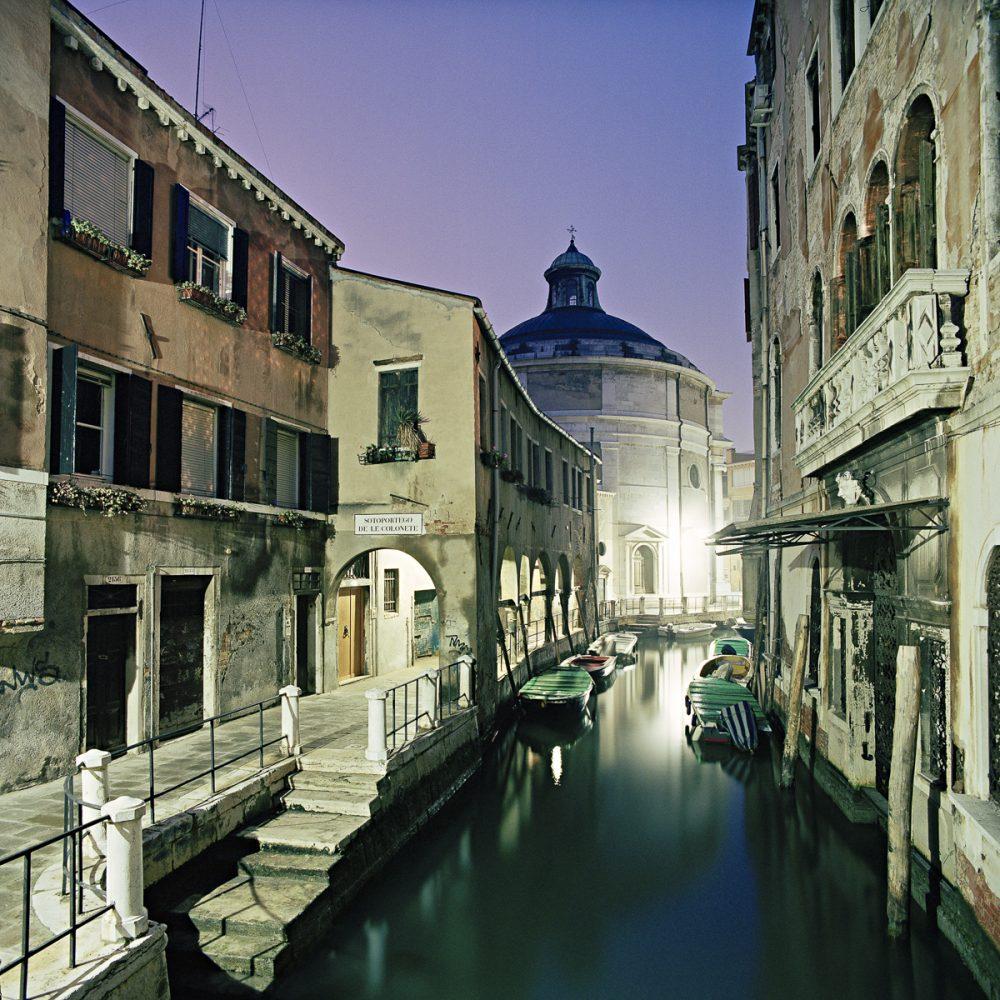 Venedig im Februar 2008