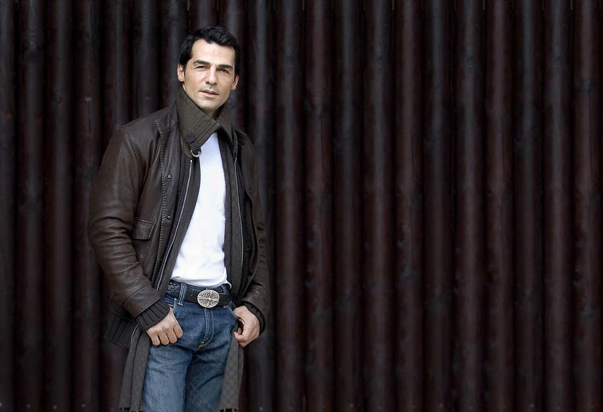 Erol Sander, Schauspieler // F.A.Z.