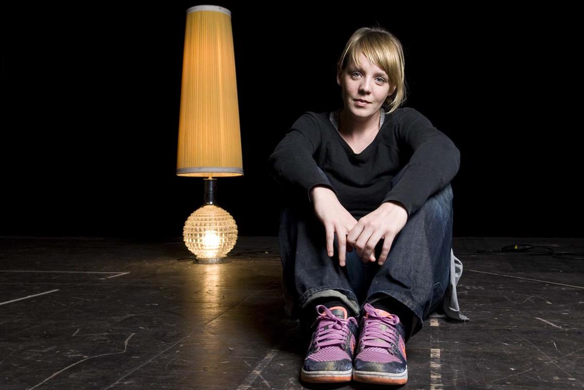 Katrin Wichmann, Schauspielerin // F.A.Z.
