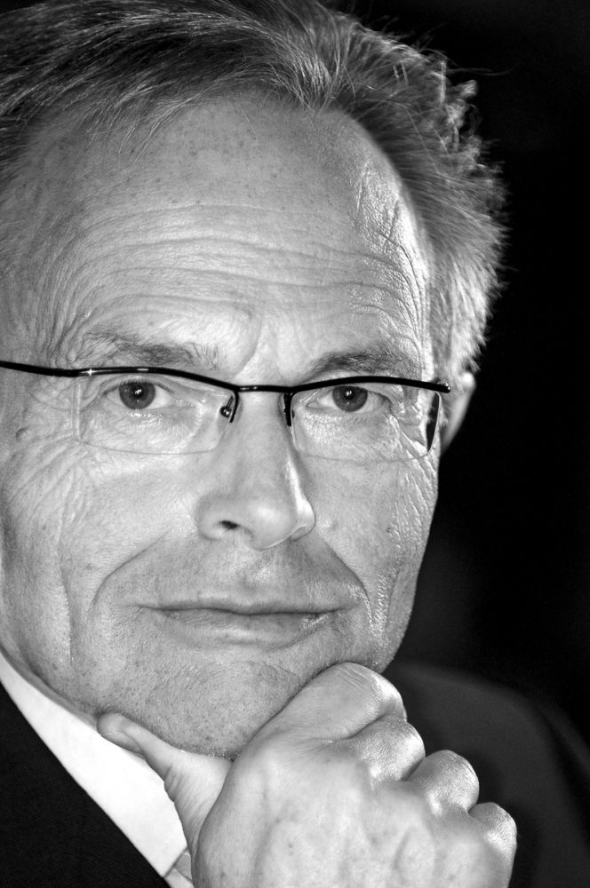 Günther Fielmann, Fielmann AG // F.A.Z.