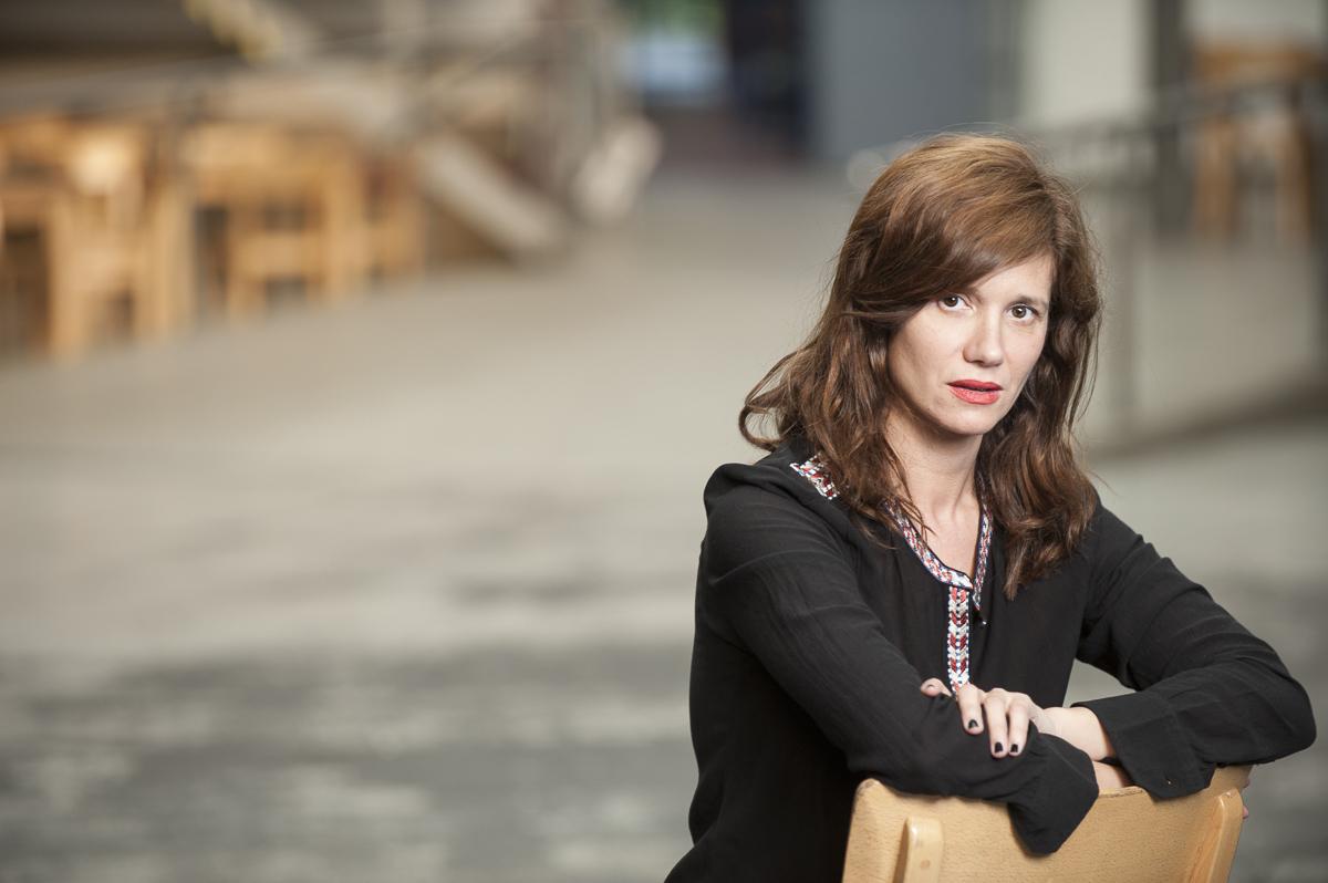 Angela Richter, Theaterregisseurin // F.A.Z.