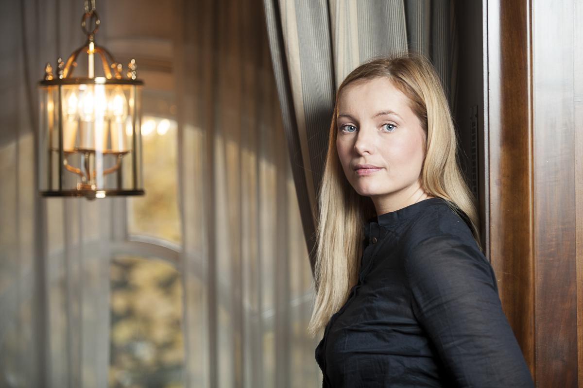 Nadja Uhl, Schauspielerin // F.A.Z.