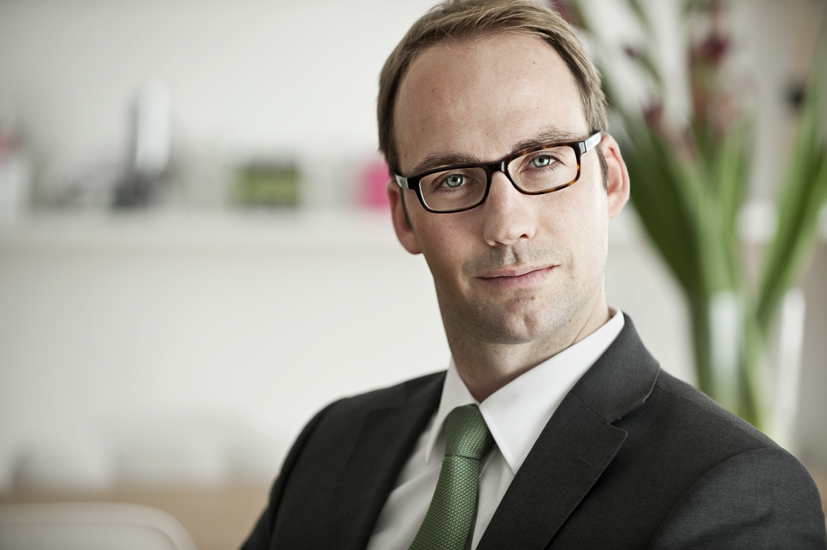 Constantin Baack, MPC Capital AG