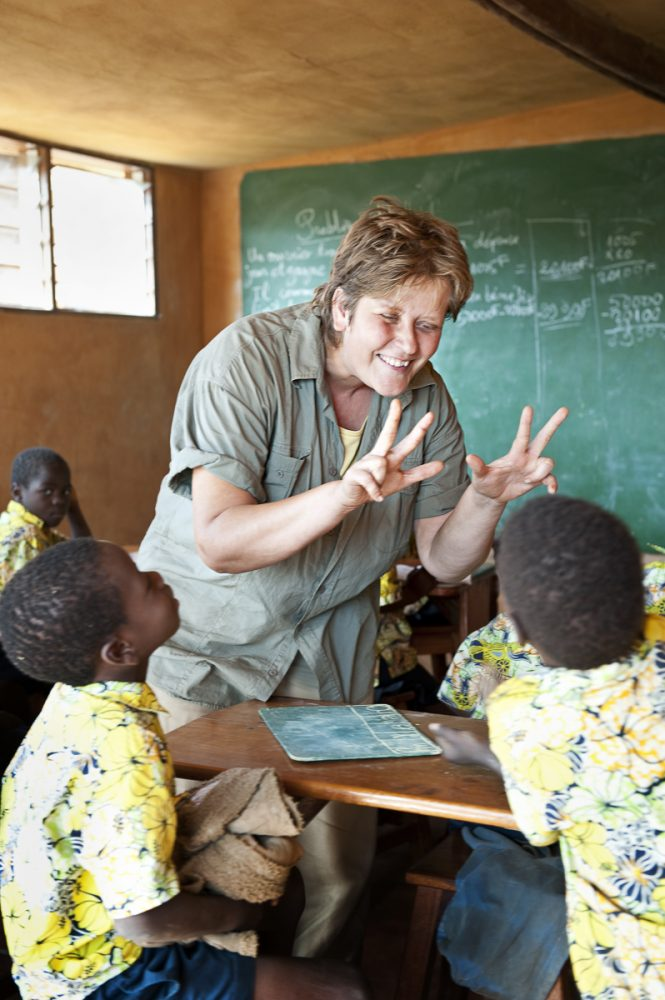 BRIGITTE Reportage, Cercle des Amis, eine Gemeinde 14 deutscher Aussteiger in Togo