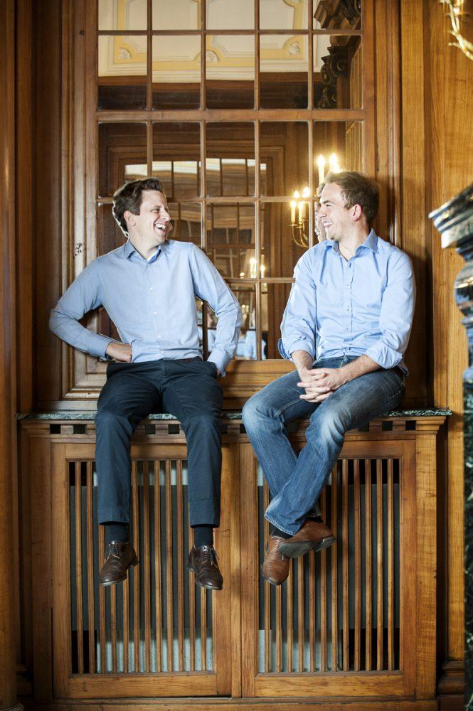 Carl F. von Stechow, Zinsland und Simon Brunke, Exporo AG // CASH