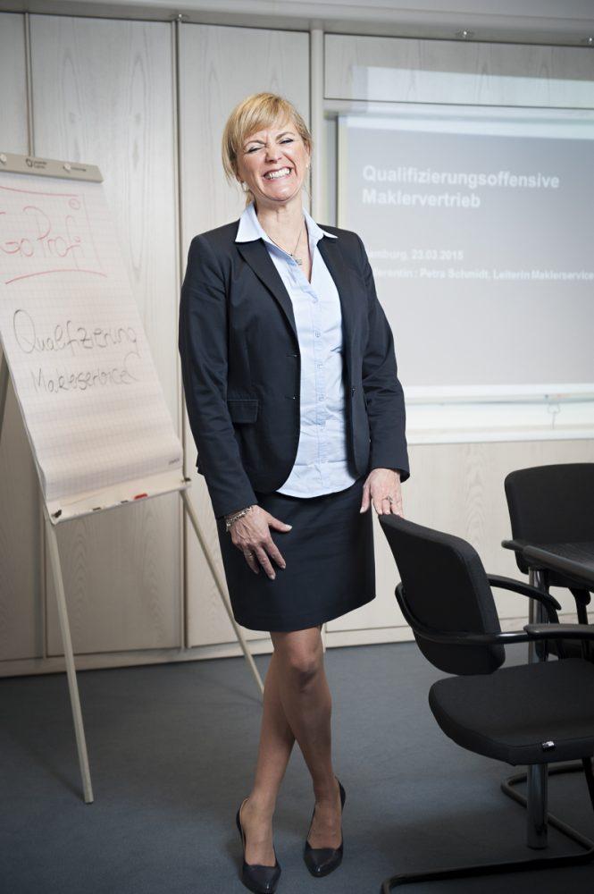 Petra Schmidt, Gothaer Versicherung // CASH