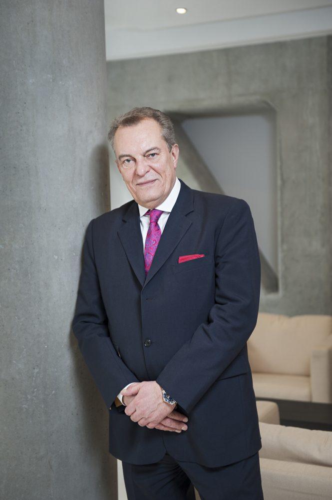 Thomas Roth, Vorstandsmitglied bei der Immac Holding AG // CASH