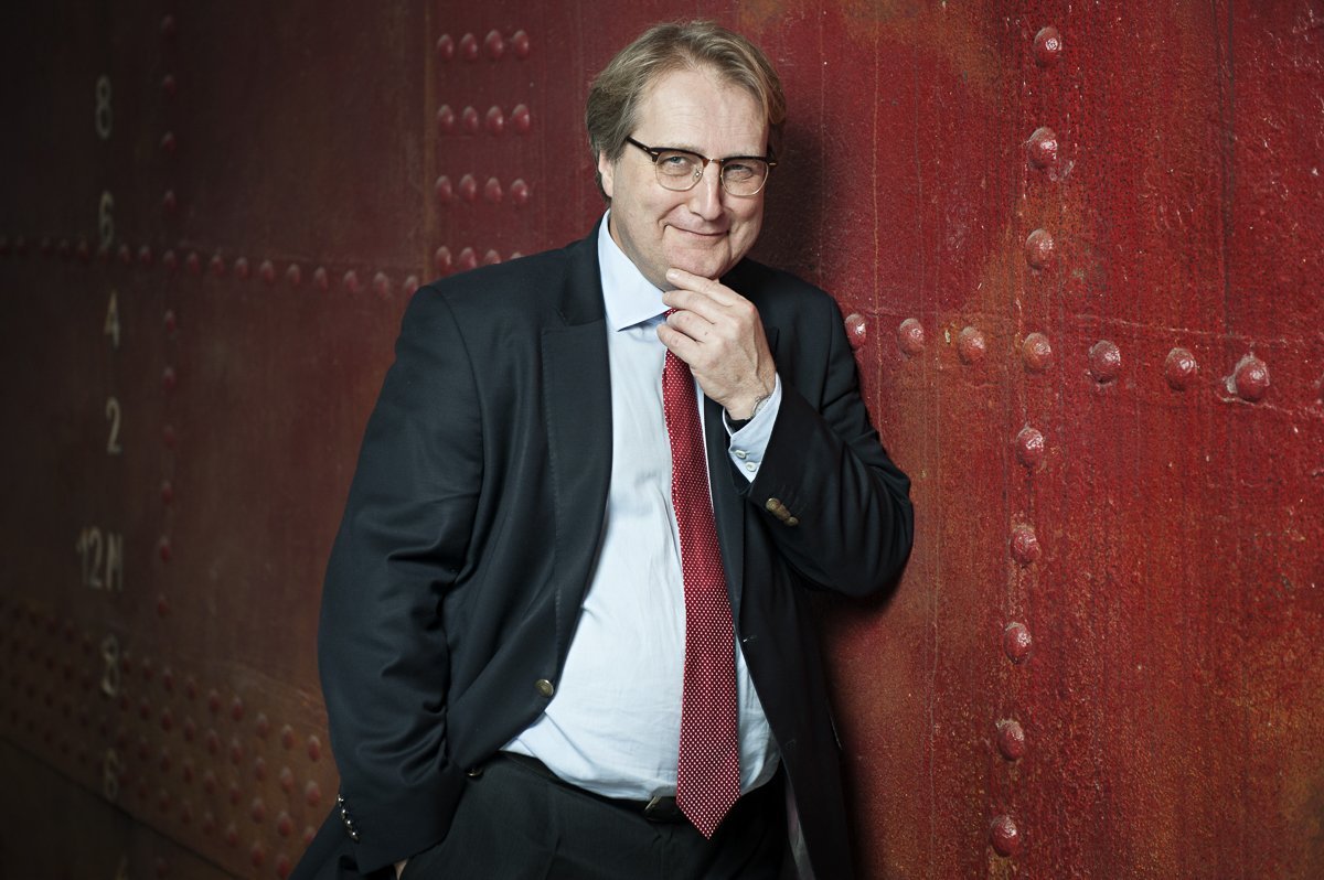 Dr. Thorsten Teichert, Vorstand der Lloyd Fonds AG // CASH