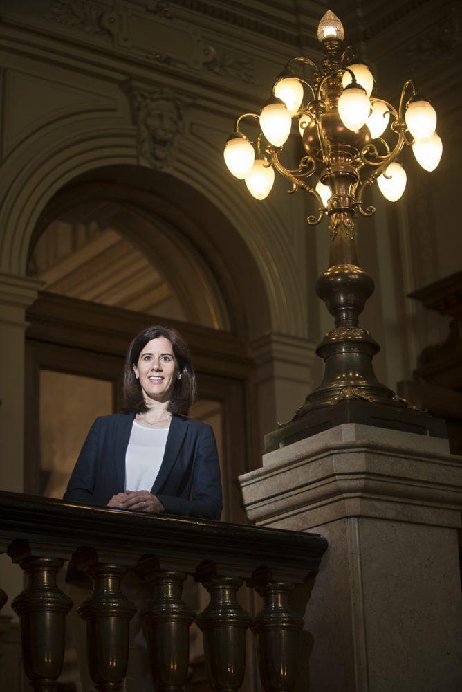 Katja Suding, FDP-Politikerin // CICERO