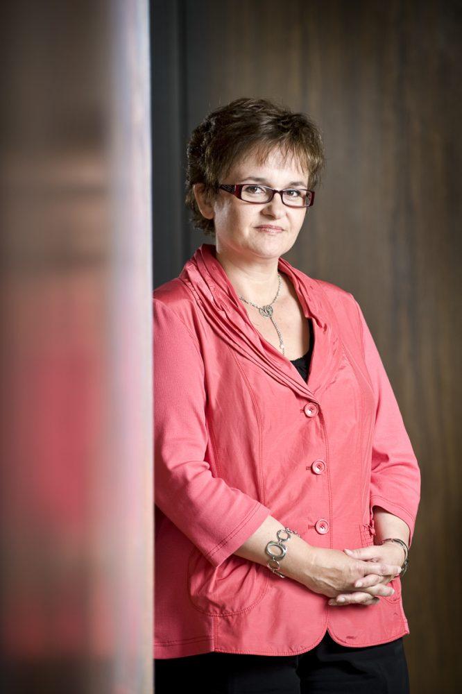 Sabine Lautenschläger, Vorstandsmitglied der Deutschen Bundesbank // Deutsche Bundesbank
