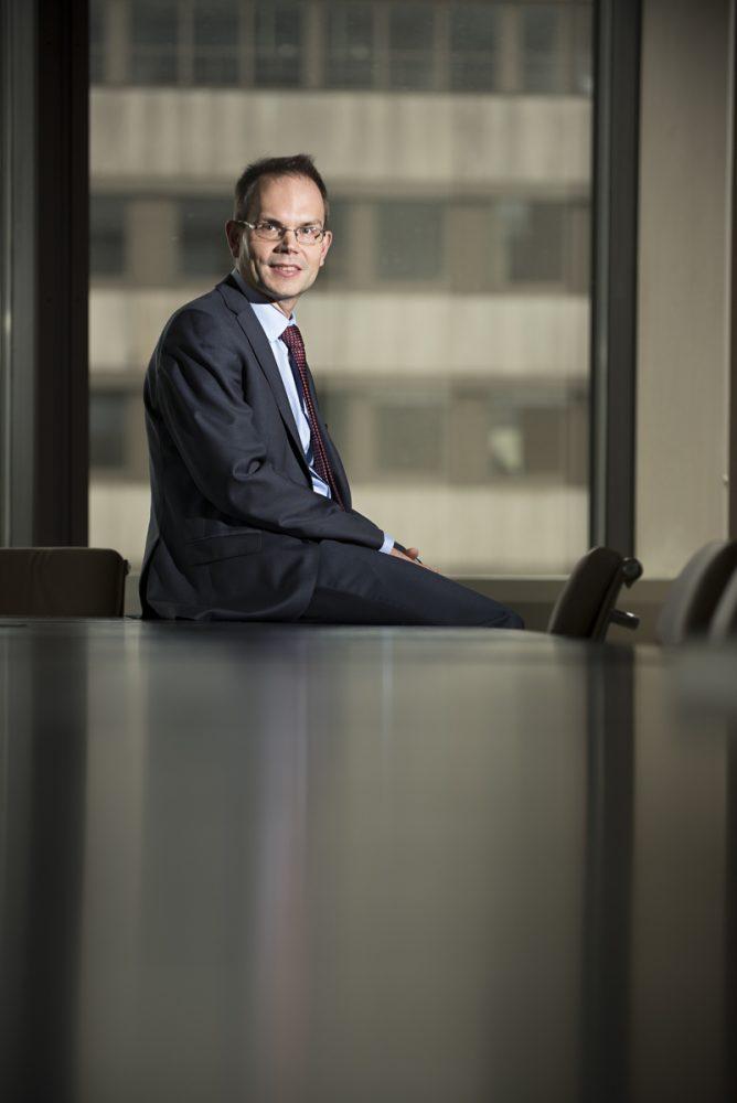 Christian Hecker, Wirtschaftsethiker // Deutsche Bundesbank