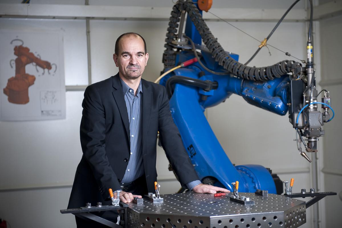 Christian Dwenger, Dwenger und Grunthal Laser- und Feinblechtechnik GmbH // Innovationsstiftung Hamburg