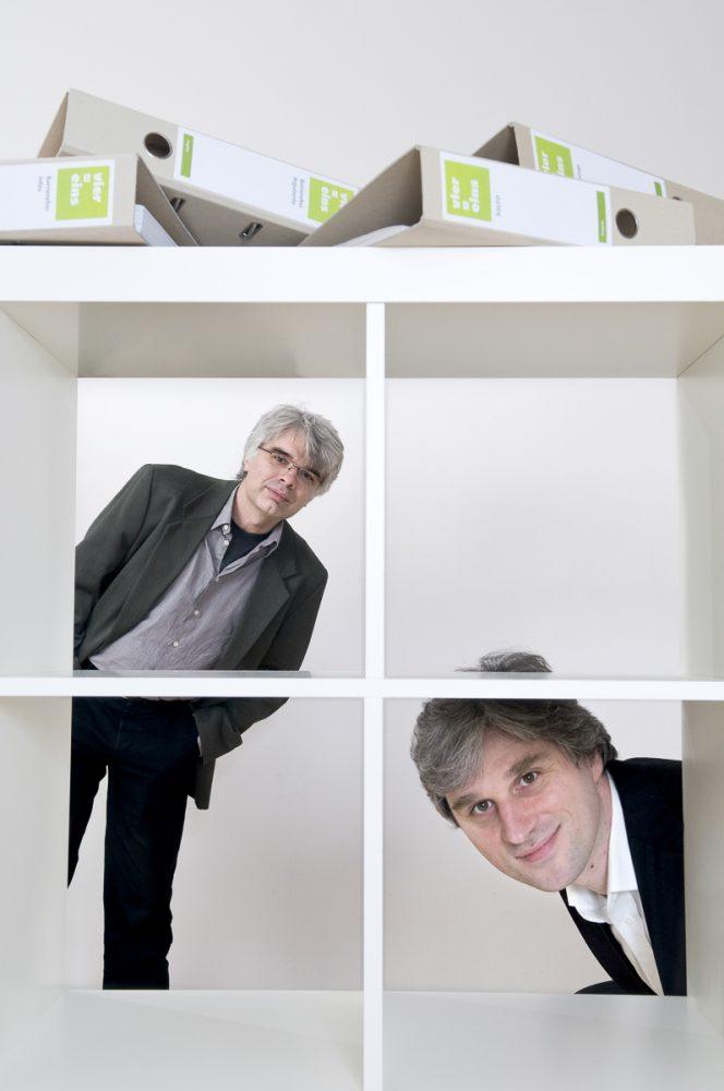Joachim Gola und Matthias Oelmann, 4=1 // Innovationsstiftung Hamburg