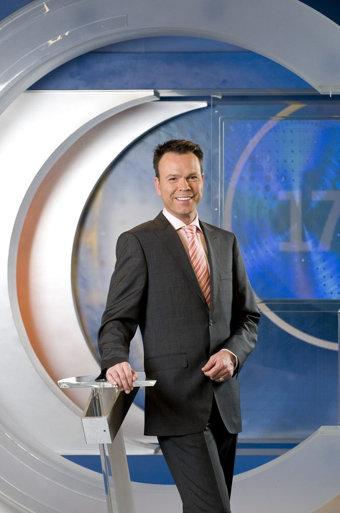 Ulf Ansorge, Moderator // SAT.1