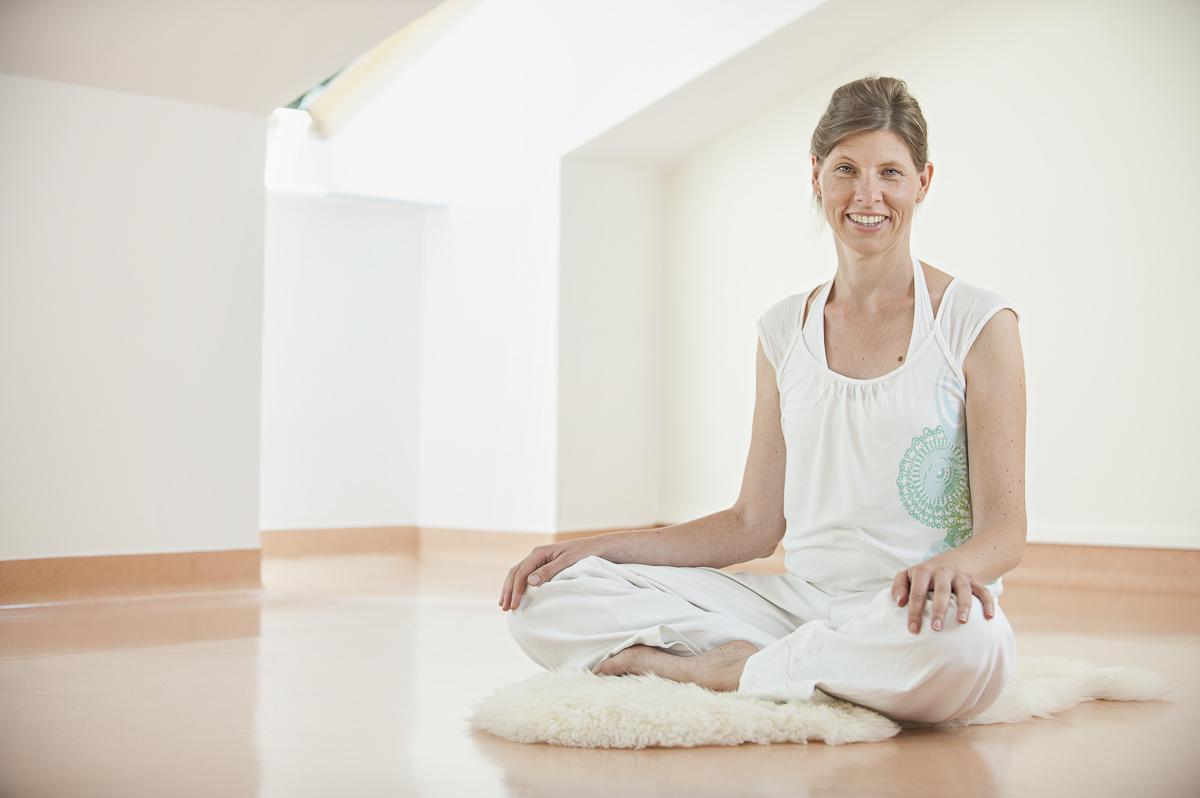 Stephanie Brauch, Yogalehrerin // SCHNEIDERSITZ.DE